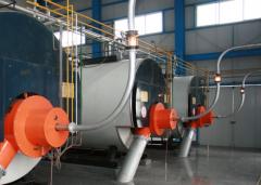 2吨蒸汽锅炉